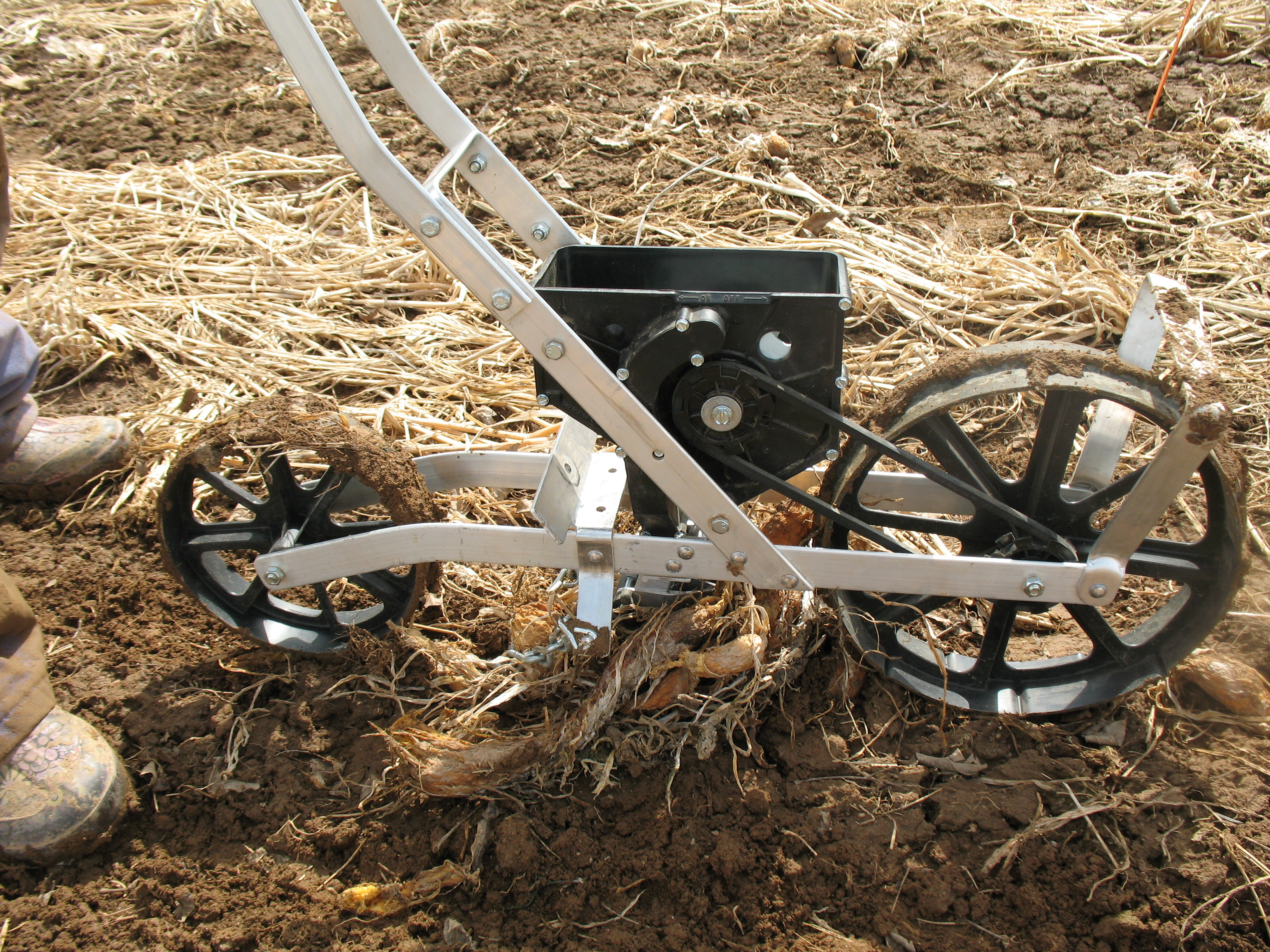 how to build a broadcast seeder