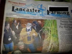 lancaster farmer